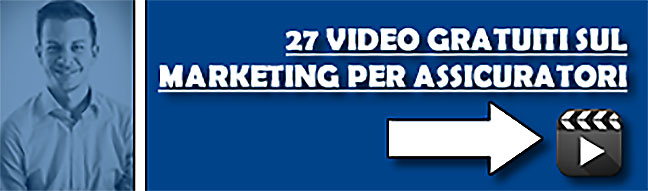 27 video gratuiti sul merketing per asssicuratori