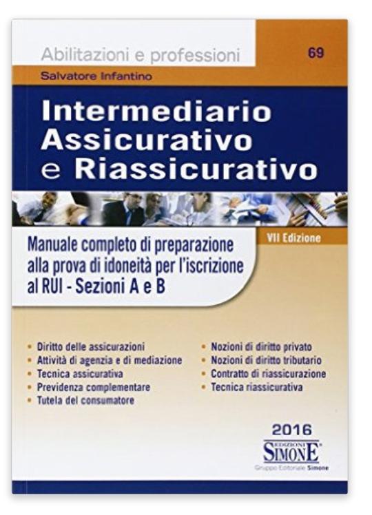 Intermediario assicurativo riassicurativo esame1